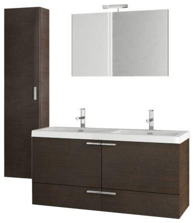 47 inch wenge bathroom vanity set modern bathroom