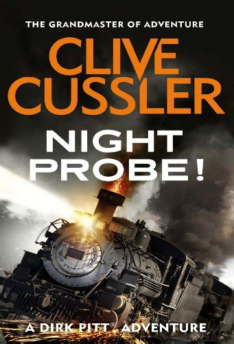 night probe dirk pitt b002txzrea publication night probe