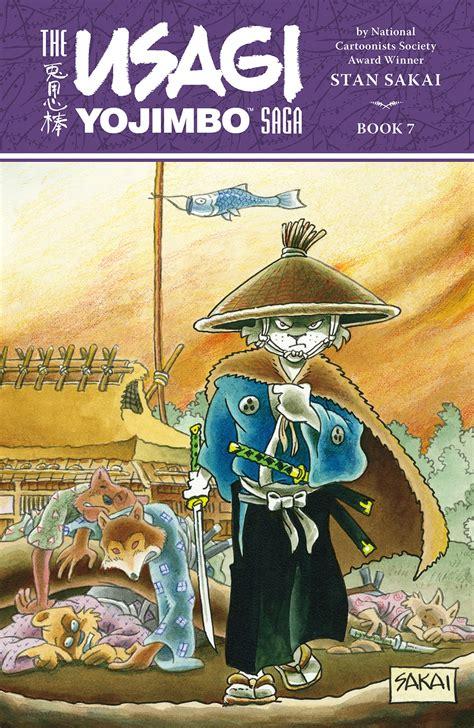 saga volume 7 usagi yojimbo saga volume 7 graphic novels reed comics