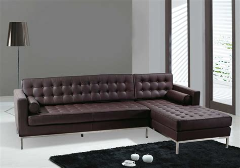 Modern Sectional Sofas Leather Modern Sectional Sofas For Office Waiting Room