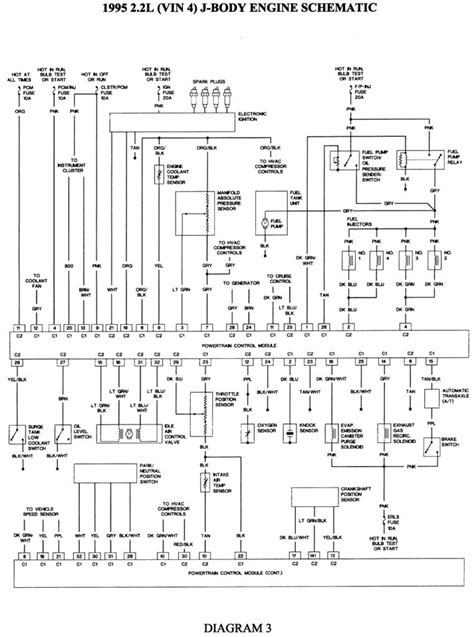 sunfire 2 4 timing marks wiring diagrams wiring diagrams