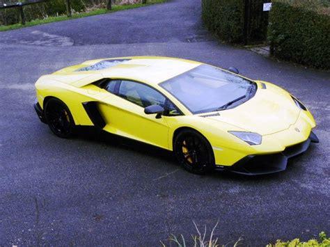 Lamborghini Aventador For Sale Uk Lamborghini Aventador 50th Anniversario For Sale In