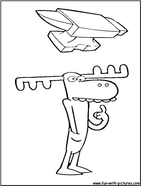 Happy Tree Friends Coloring Pages