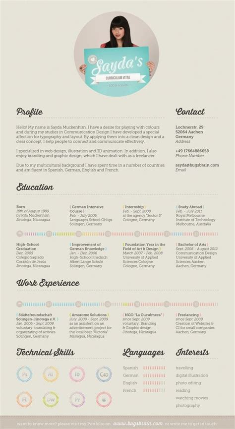 cv layout design template 190 best resume design layouts images on pinterest cv