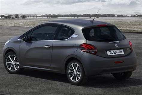 peugeot grey peugeot introduces two textured colors on the facelifted