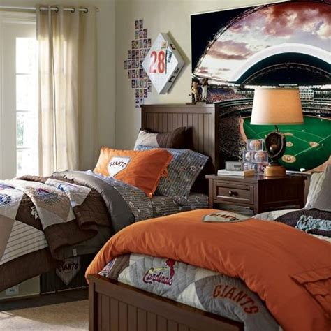 bedroom baseball teen boy bedroom baseball kids pinterest