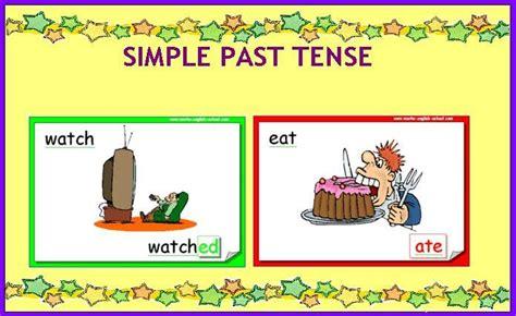 simple past tense simple past