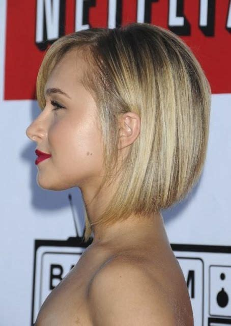 Full Face Graduated Bob Haircut Pictures | 25 best ideas about round face bob on pinterest round