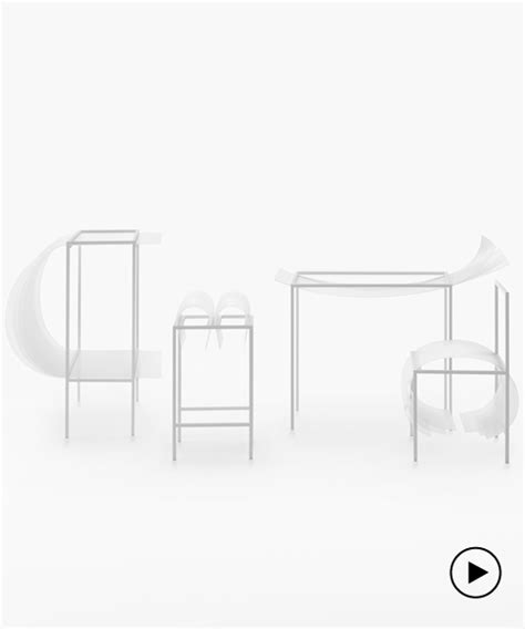 nendo design instagram nendo debuts soft and supple bouncy furniture series for
