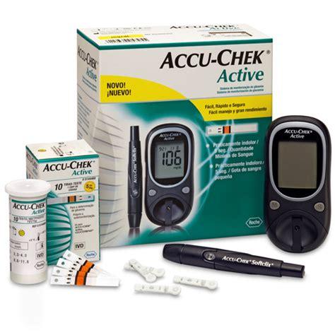 Alat Tes Accu alat cek gula darah accu check active tokoalkes
