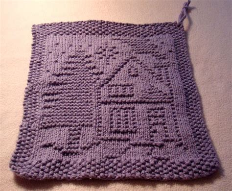 house dishcloth pattern pin by jodi rosenberg on knitted dishcloths pinterest