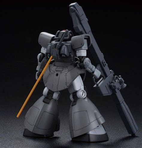 bandai 1 144 hg origin 007 yms 08b dom test type principality of zeon prototype mobile suit