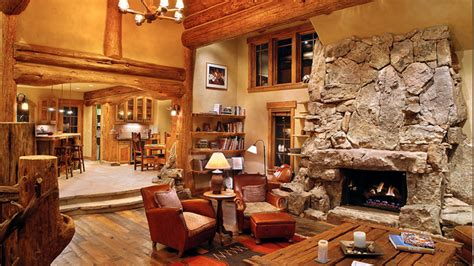 homey living room rustic living room design ideas