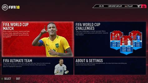 Bd Fifa 18 Ori Ps4 new leaked fifa world cup 2018 mode coming to fifa 18 fifa 18 news