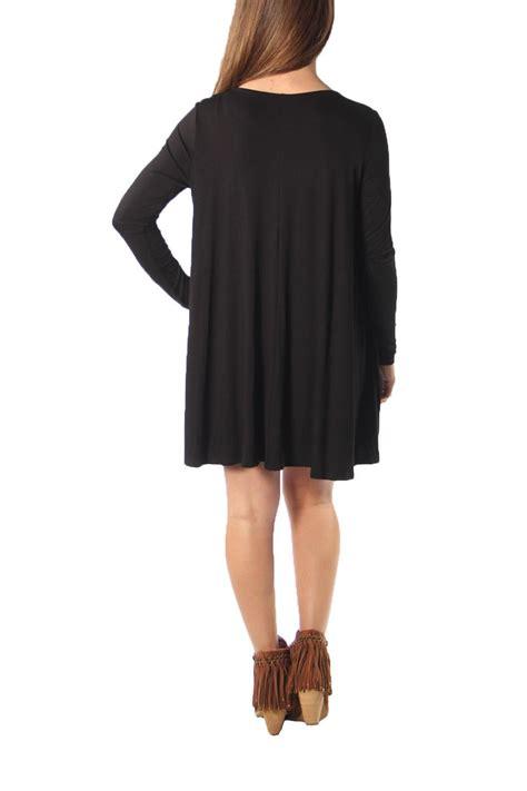 Pocket Dresses by Mittoshop Black Pocket Dress From Arkansas By Martin S