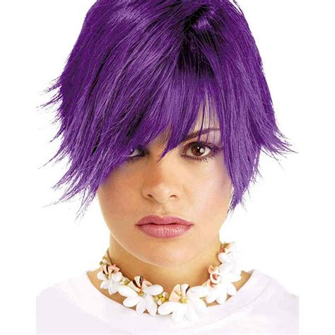 purple permanent hair color permanent purple hair dye top 4 options you for a