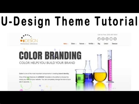 tutorial for wordpress website building pdf udesign wordpress theme tutorial