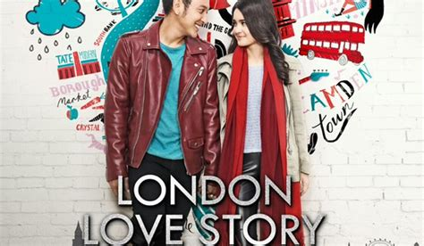 video film layar lebar london love story london love story review film indonesia