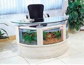 Fish Tank Office Table » Home Design 2017