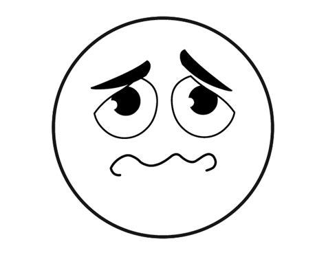 emoticonos de dibujos animados con cara enfadada sobre dibujo de smiley mal rollo para colorear dibujos net