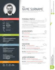 pr resume sles calibre de cv r 233 sum 233 illustration de vecteur image 50265809