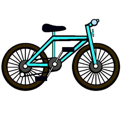 imagenes de bicicletas faciles para dibujar dibujo de bicicleta pintado por bici en dibujos net el d 237 a