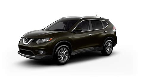 nissan rogue midnight jade 2017 2016 nissan rogue exterior and interior color options