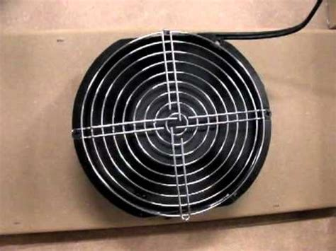 Air Hockey Table Fan