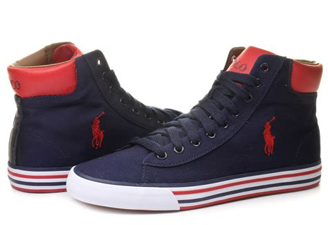 sneaker heals polo ralph shoes harvey mid 295 c w48nr