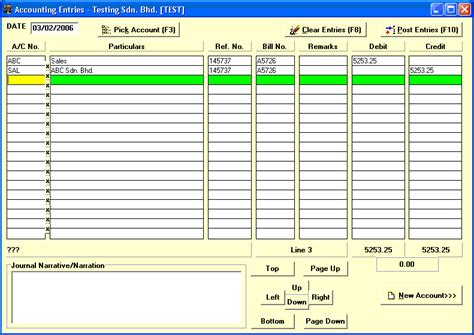 Credit Sheet Form Debit Credit Balance Sheet