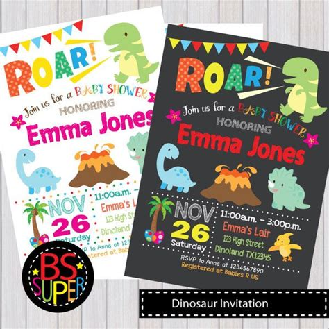 Dinosaur Baby Shower by 1000 Ideas About Dinosaur Baby Showers On