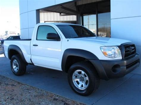 Toyota Tacoma Tire Pressure Buy Used 4x4 Reg I4 M Manual 2 7l Cd Tilt Wheel Tire