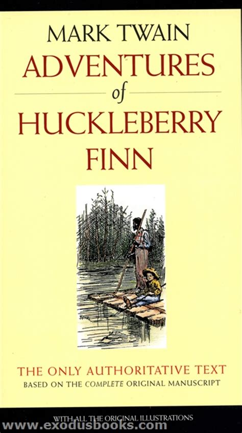 racial themes in huckleberry finn adventures of huckleberry finn exodus books