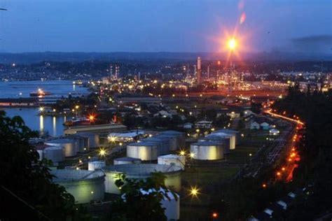 keselamatan  kesehatan kerja  kilang minyak