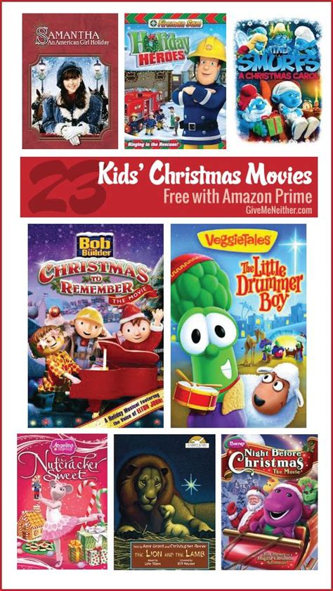theme movies list list of christmas movies for kids free with amazon prime