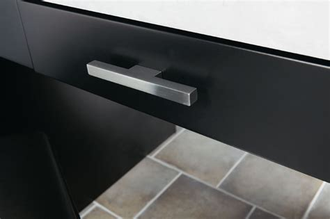 Contemporary Kitchen Cabinet Handles by Kitchen Craft T Bar Pull Hardware Contemporary