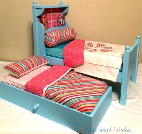 journey doll bed american doll beds american doll bed by journey