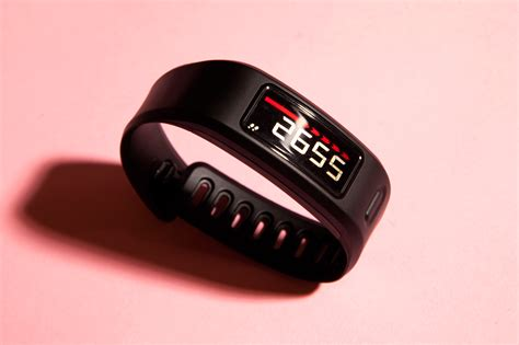 vivofit reset red bar review garmin vivofit wired