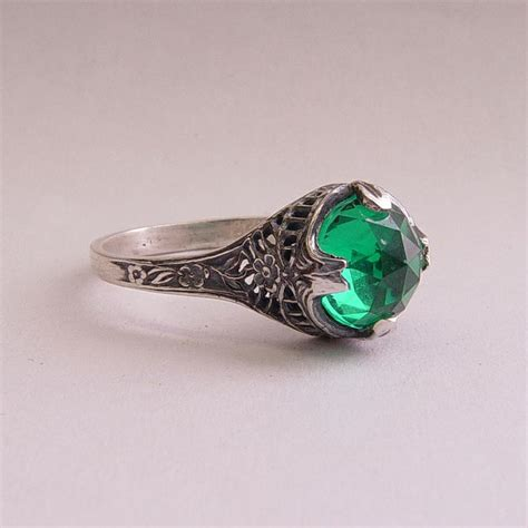 1000 images about vintage rings sterling silver on