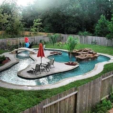 build a pool in my backyard best 20 lazy river pool ideas on pinterest