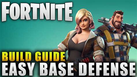 will fortnite be split screen fortnite guide quot fortnite base building tips quot fortnite