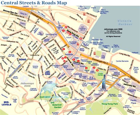 central map 1000 images about central district hong kong on