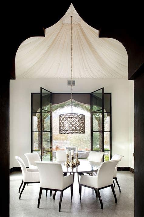 Moroccan Dining Room Moroccan Dining Room Mediterranean Dining Room Gordon Stein Design