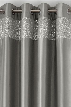 next gold sequin curtains buy sequin band eyelet curtain from the next uk online