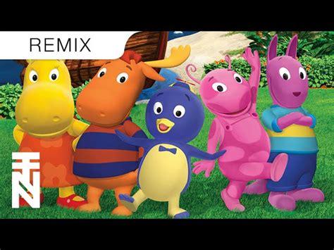 Backyardigans Jersey Club Remix The Backyardigans Theme Song Trap The Backyardigans Theme