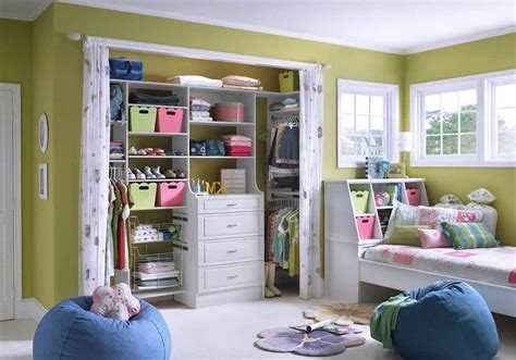 bedroom organization ideas for different needs of the family
