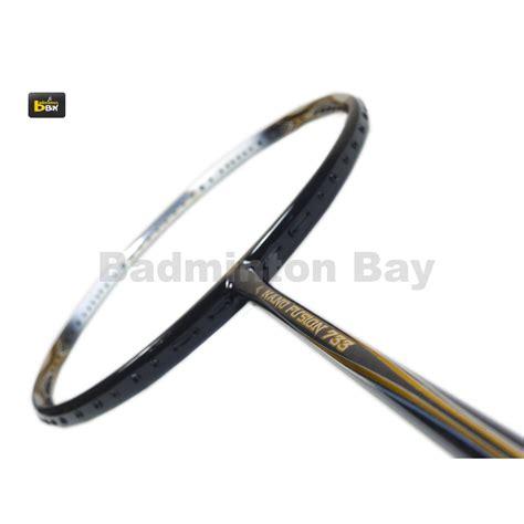 Raket Nano apacs nano fusion 733 4u badminton racket
