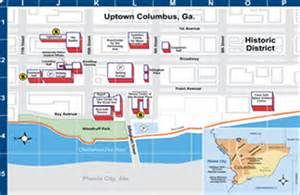 Columbus State Map by Maps