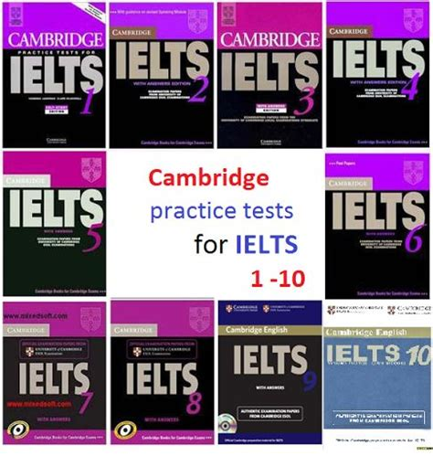 Buku Cambridge Practice Ielts 11 General Trainig Cd cambridge practice tests for ielts contains four complete practice tests for the academic module