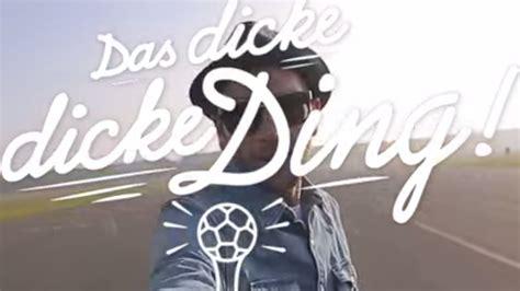 Das Decke by Dickes Ding Gro 223 Es Get 252 Mmel In Neuem Wm Song